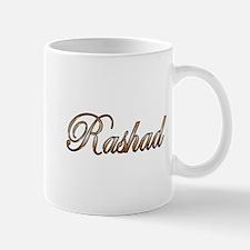 Gold Rashad Mugs