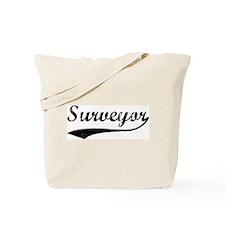 Surveyor (vintage) Tote Bag