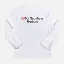 grandmamustangb Long Sleeve T-Shirt