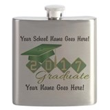 Graduation Flask Bottles