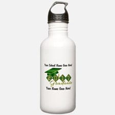 Graduate Green 2017 Water Bottle