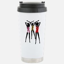 Fashion rule girls Travel Mug