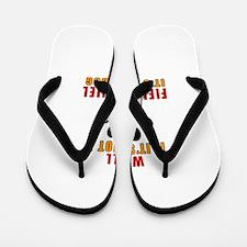 If It Is Not Field Spaniel Dog Flip Flops