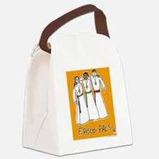 Cute Anglican Canvas Lunch Bag