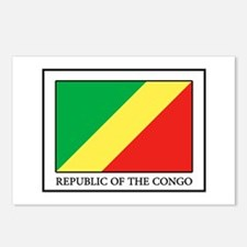 Cute Congolese Postcards (Package of 8)