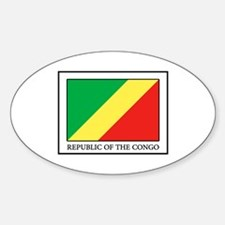 Republic of the Congo Decal