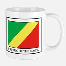 Republic of the Congo Mugs
