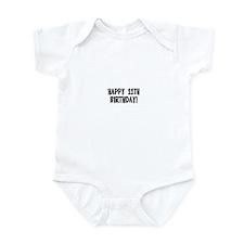 Happy 11th Birthday! Infant Bodysuit