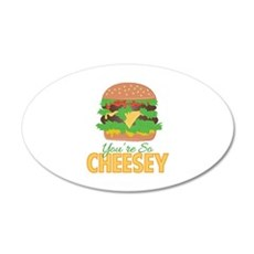 So Cheesey Wall Decal