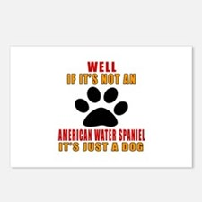 If It Is Not American Wat Postcards (Package of 8)