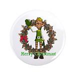 """Elf 3.5"""" Button"""