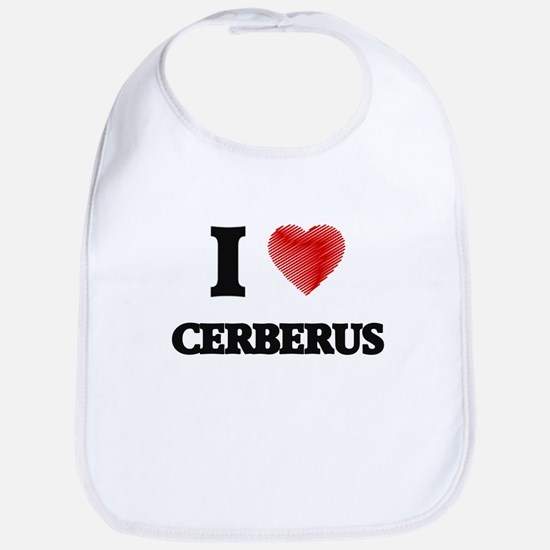 I love Cerberus Bib