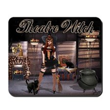 Theatre Witch Mousepad