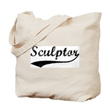 Sculptor (vintage) Tote Bag