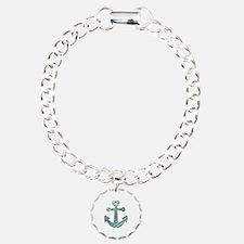 Heart Anchor Bracelet