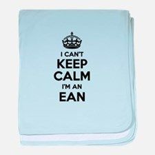 I can't keep calm Im EAN baby blanket