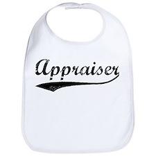 Appraiser (vintage) Bib