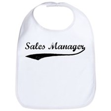 Sales Manager (vintage) Bib
