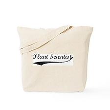 Plant Scientist (vintage) Tote Bag
