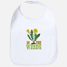 In The Weeds Bib