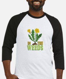 In The Weeds Baseball Jersey