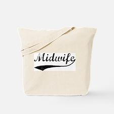 Midwife (vintage) Tote Bag