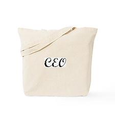 CEO (vintage) Tote Bag