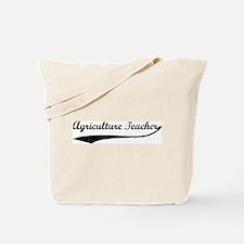 Agriculture Teacher (vintage) Tote Bag