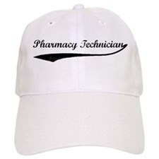 Pharmacy Technician (vintage) Baseball Cap