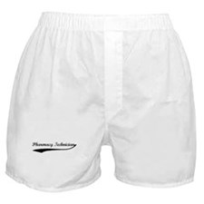 Pharmacy Technician (vintage) Boxer Shorts