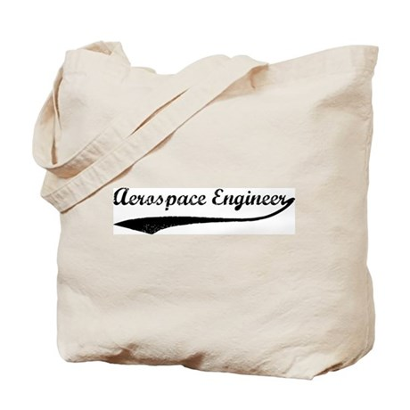 Aerospace Engineer (vintage) Tote Bag