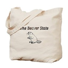 The Beaver State Tote Bag