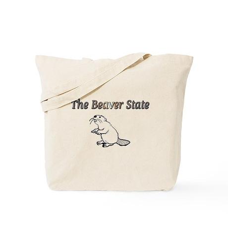 The Beaver State Tote Bag
