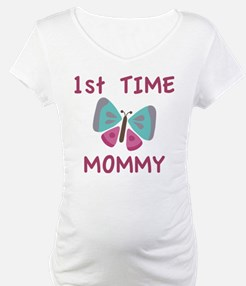 1st Time Mommy Shirt