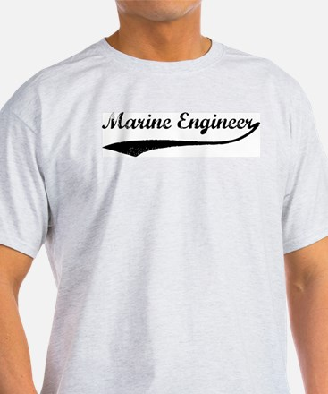 Marine Engineer (vintage) T-Shirt