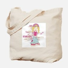 Girl Party Tote Bag