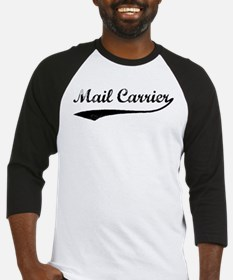 Mail Carrier (vintage) Baseball Jersey