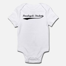 Paralegals Student (vintage) Infant Bodysuit