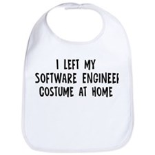 Left my Software Engineer Bib