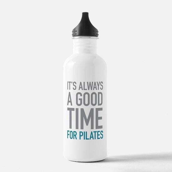 Pilates Sports Water Bottle