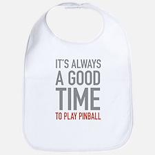 Play Pinball Bib
