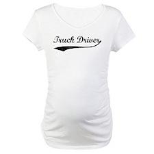 Left my Truck Driver Shirt