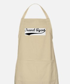 Left my Travel Agent BBQ Apron