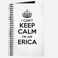 I can't keep calm Im ERICA Journal