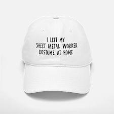 Left my Sheet Metal Worker Baseball Baseball Cap