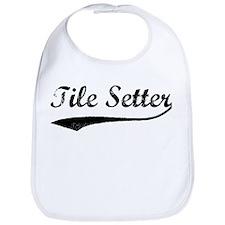 Left my Tile Setter Bib