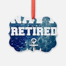 Navy Retired Ornament