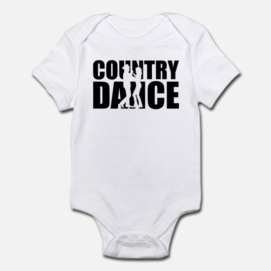 Country dance Infant Bodysuit
