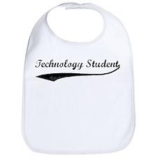 Left my Technology Student Bib