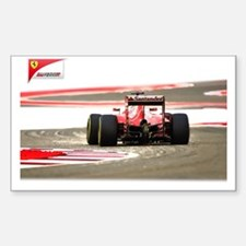Funny Formula one racing car Decal